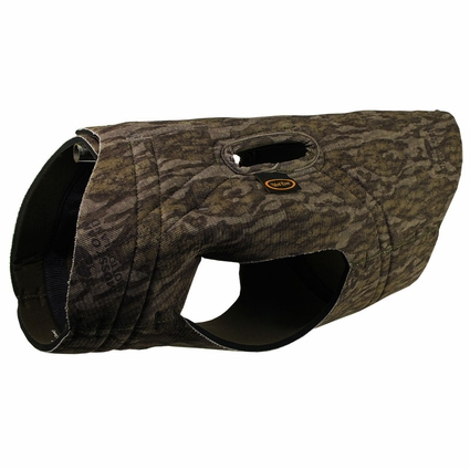 Mud River Ducks Unlimited Deluxe Dog Vest -- Mossy Oak Bottomland