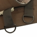 Mud River Ducks Unlimited Deluxe Dog Vest D-Ring