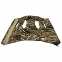 buy discount  Mud River Ducks Unlimited Deluxe Dog Vest Outside Detail