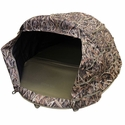 Mud River Ducks Unlimited Deluxe Dog Field Blind