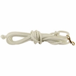 Firm Lay Nylon Check Cord - White 7/16 in. x 20 ft.