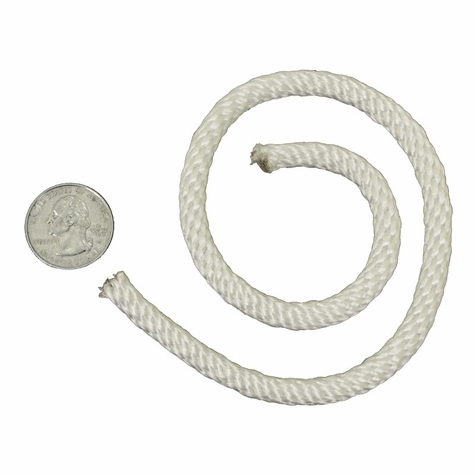 "1/4"" Nylon Rope by the Foot"