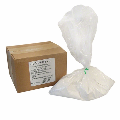 Odormute C -- Concentrate for Kennel Use -- 5 lb.