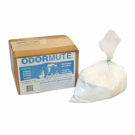 Odormute Pet Odor Eliminator Scented -- 5 lbs