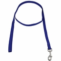OmniPet 3/4 in. x 6 ft. 1-Ply Nylon Leash