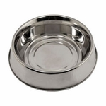 shop 1 qt. Omnipet Stainless Steel Anti-Ant Dog Food Bowl