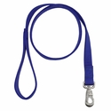 OmniPet Bravo 1 in. x 4 ft. 2-Ply Stitched Nylon Leash