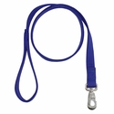 buy discount  OmniPet Bravo 1 in. x 4 ft. 2-Ply Stitched Nylon Leash