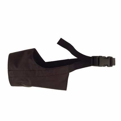 OmniPet Kwik Klip Nylon Muzzle by Leather Brothers