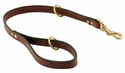 Omnipet Snap Lead - Leather - 2 ft. x 3/4 in.