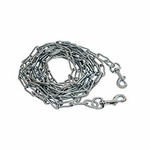 shop OmniPet Welded Link Tie-Out Chain -- 15 ft.