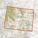 buy discount  ONXMAPS Wyoming PLAT Topo Map - Micro SD