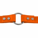 buy discount  ORANGE 1 in. Day Glow Center Ring Collar Ring Inside
