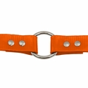 buy discount  ORANGE 1 in. Day Glow Center Ring Collar Ring Outside