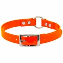 buy discount  Orange 3/4 in. Center Ring Day Glow Collar