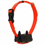 """shop Orange 3/4"""" Shown with SportDOG 400 (not included)"""