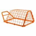 buy discount  ORANGE Economy Tip Up Bird Releaser by SW Cage