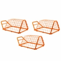 buy discount  ORANGE Economy Tip Up Bird Releaser by SW Cage -- Set of 3