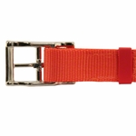 shop Orange Reflexite Collar Buckle Inside Detail