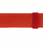 shop Orange Reflexite Collar Inside Stitching/Strap Detail