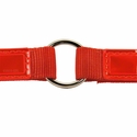 buy discount  Orange Reflexite Collar Outside Center Ring Detail