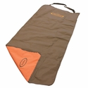 buy discount  Shotgun Seat Cover Brown Orange Flap