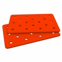 buy discount  Orange WetMutt Medium Kennel Mat
