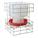shop PC/W/Kit Waterer Kit for PC2412/KD and PC3616/KD by SW Cage