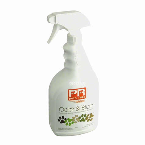 Pets Rule Odor & Stain Remover -- 32 oz.