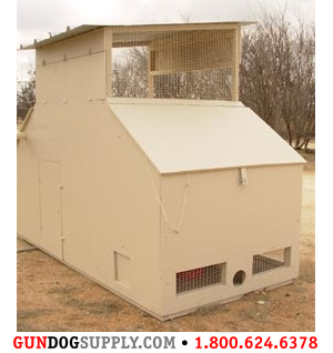 Phantom Quail Kennel Plans Book and CD