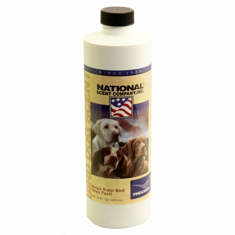 Pheasant Scent for Dog Training - 16 oz.