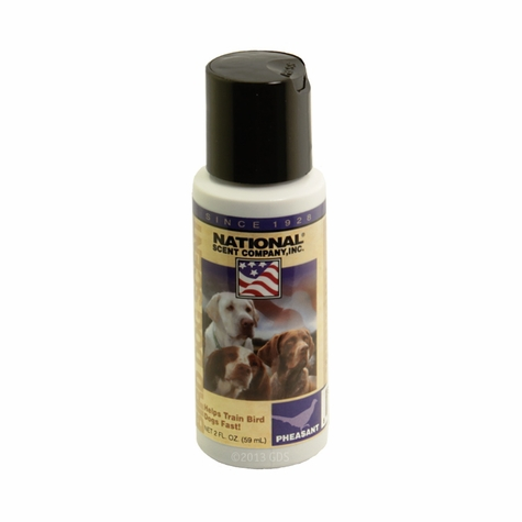 Pheasant Scent  for Dog Training - 2 oz.