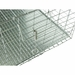 Pigeon Carrier Catch Tray Access and Handle