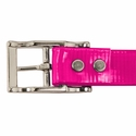 buy discount  PINK 1 in. Day Glow Center Ring Collar Buckle Rivet