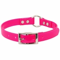 buy discount  Pink 3/4 in. Center Ring Day Glow Collar