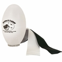 White Plastic Launcher Dummy with Streamers by Retriev-R-Trainer