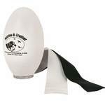 shop White Plastic Launcher Dummy with Streamers by Retriev-R-Trainer