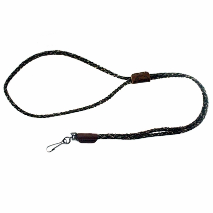 Premium Solid Braid Lanyard by Mendota -- Single Snap