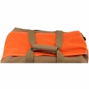 buy discount  Pro Trainer's Bag Orange Strap Across Top Detail
