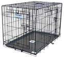 ProValu 4000 Two Door Folding Dog Crate