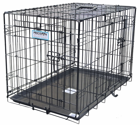 ProValu 5000 Two Door Folding Dog Crate