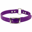 buy discount  Purple 3/4 in. Center Ring Day Glow Collar