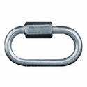 "buy discount  3/16"" Zinc Quick Link -- 2"" Long"