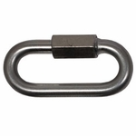 "shop 5/16"" Zinc Quick Link -- 2 7/8"" Long"
