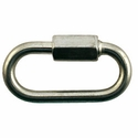 "buy discount  5/32"" Zinc Quick Link -- 1 5/8"" Long"