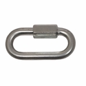 "buy discount  3/8"" Zinc Plated Quick Link -- 3 7/16"" Long"