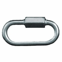 "buy discount  5/32"" Zinc Plated Quick Link -- 1 5/8"" Long"