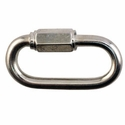 "buy discount  3/16"" Zinc Plated Quick Link -- 1 7/8"" Long"