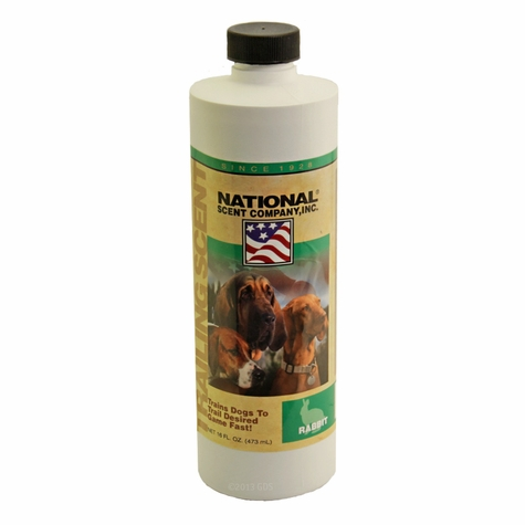 Rabbit Scent for Dog Training - 16 oz.