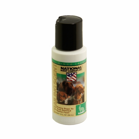 Rabbit Scent for Dog Training - 2 oz.